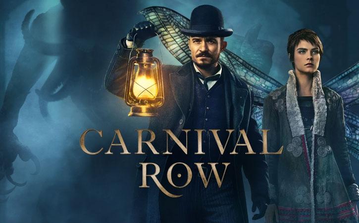 Quando sairá a 2ª temporada de Carnival Row?