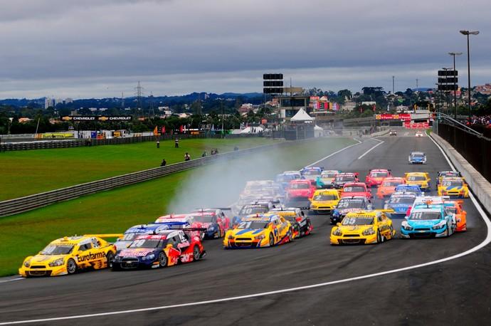 Dia de Corrida - Stock car, F1 e Moto GP