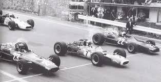 F1: A evolução das corridas pelo tempo